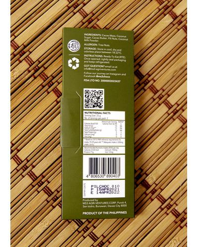 MS3 Choco 60% PiliChoc 50g-2