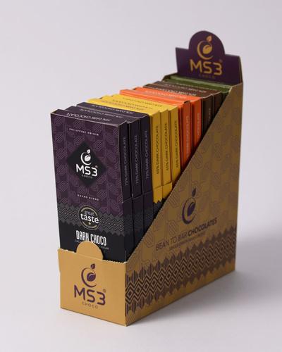 Assorted Chocolate Bundle Bars 12's-FP002