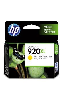 CD974AA HP 920XL High Yield Yellow Original Ink Cartridge