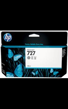 B3P24A - HP 727 130 ml Gray DesignJet Ink Cartridge