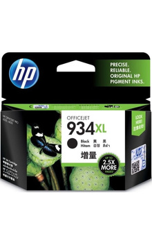 C2P23AA - HP 934XL High Yield Black Ink Cartridge