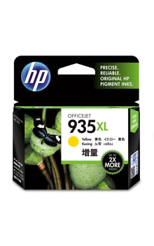 C2P26AA HP 935XL High Yield Yellow Original Ink Cartridge