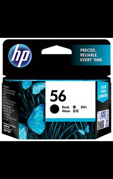 C6656AA HP 56 Black Original Ink Cartridge