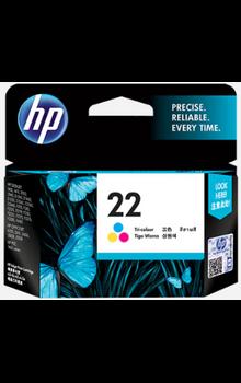 C9352AA - HP 22 Tri-color Original Ink Cartridge