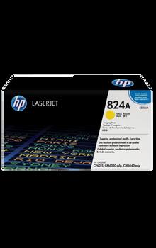 CB386A - HP 824A Yellow Original LaserJet Image Drum