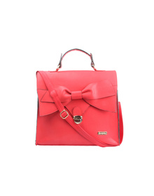 Sarah Bow Square Structured Bag