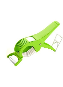 SKEPICK Sky 2-in-1 Veg Cutter with Stainless Steel Blade