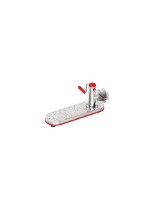 SKEPICK Sky Stainless Steel Coconut Scrapper with Extra Long Steel Base