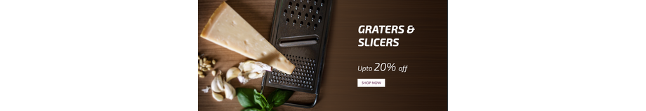 Graters & Slicers