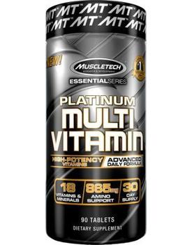 Platinum Multivitamin , 90 Tablets
