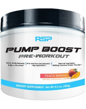 Pump Boost