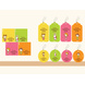 Little Miss Theme Gift Tag Set-PPGS14-sm