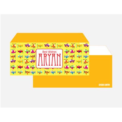 Plane Theme Envelope Set-PPEN10