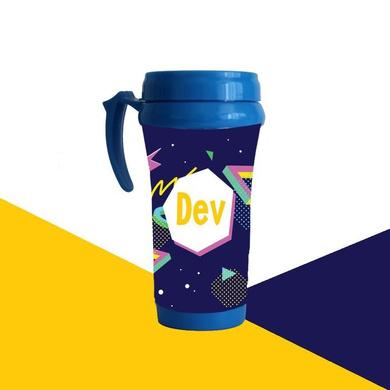 Retro Pop Theme Mug-pptm15