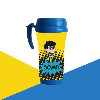 Comic Superhero Theme Mug-PPTM4