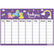 Baby Unicorn Theme Re-Writable Weekly Planner-PPTM2-sm