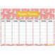 Llama Theme Re-Writable Weekly Planner-PPTM3-sm