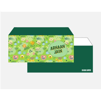 I love Dogs Theme Envelope Set-PPEN23
