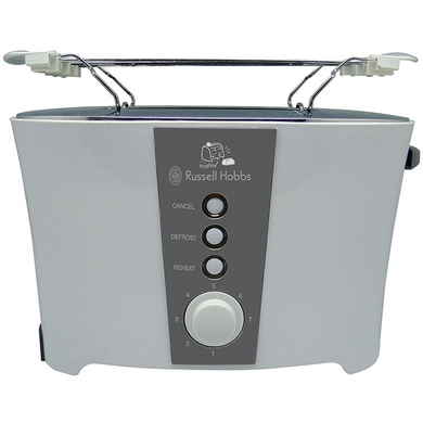 Russel Hobbs 800W 2 Slice Cool Touch Pop-Up Toaster - RPT209-13
