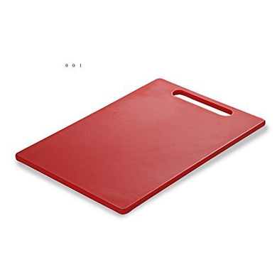 All Time Plastics Chopping Board 34cm-4387Red