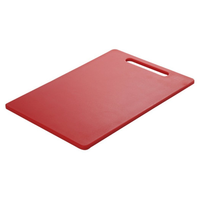 All Time Plastics Chopping Board 41cm-Red-1
