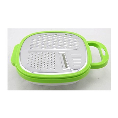 Rena Germany Grater With Storage Box - Stainless Steel Grater-7035