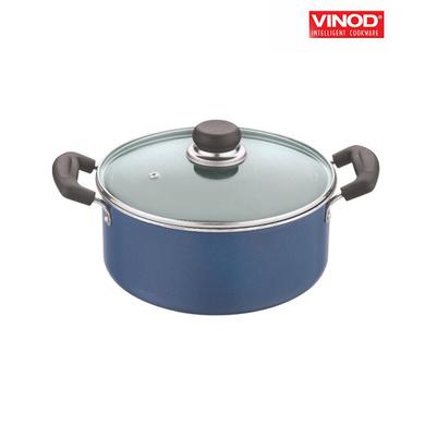 Vinod Casserole  (Aluminium, Non-stick) with Lid Pot-5050