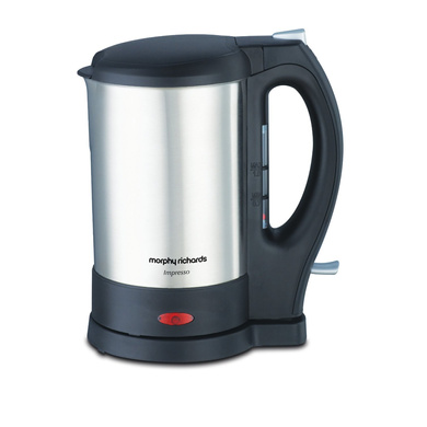 Morphy Richards Impresso 1-Litre Stainless Steel Electric Kettle-341