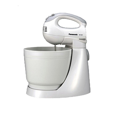 Panasonic MK-GB1 3-Litre Stand Mixer (White)-9515