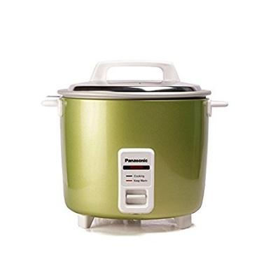 Panasonic SR-WA22H(E) 2.2-Litre 750-Watt Automatic Rice Cooker (Apple Green)-298