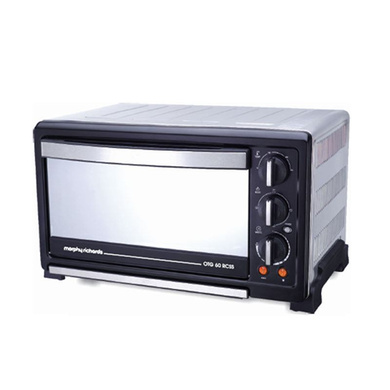 Morphy Richards 60 RC-SS (60 Litre) Oven Toaster Griller-351