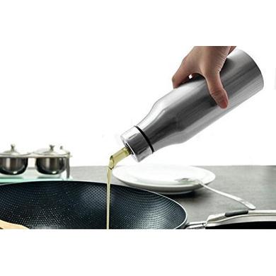 Bergner Stainless Steel Oil Dispenser / Pot - 7099, 500ml-1