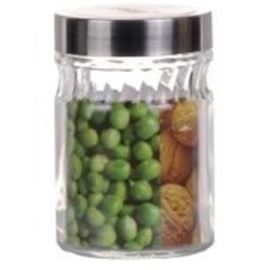 Roxx Chic 450 ml 2 Pcs Glass Jar [1293]-2216