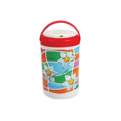 Cello Cosmos Lunch Pack With 5 Containers-6359