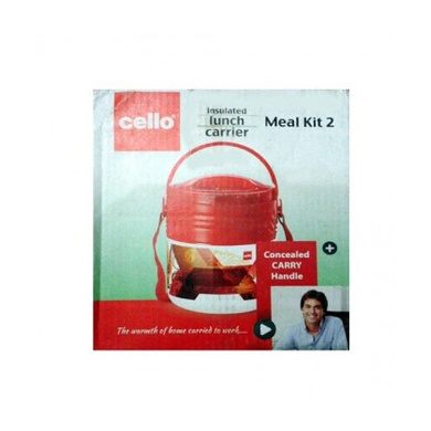 Cello Meal Kit Insulated Lunch Carrier-14400