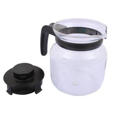 Borosil Carafe Flame Proof Glass Kettle-1ltr-4