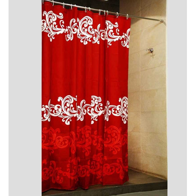 Obsessions Glam Beautiful Shower Curtain-1454