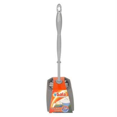 Gala 132823 Toilex Toilet Brush with Square Container (Color may vary)-4625