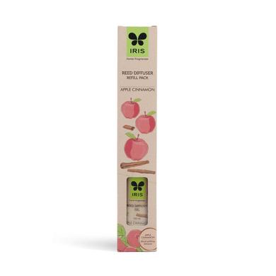 Iris Reed Diffuser Refill Pack Apple Cinnamon Fragrance (IRRD0191AC)-9748