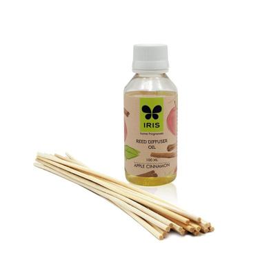 Iris Reed Diffuser Refill Pack Apple Cinnamon Fragrance (IRRD0191AC)-1