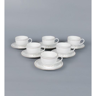Clay Craft  Cup & Saucer-11274