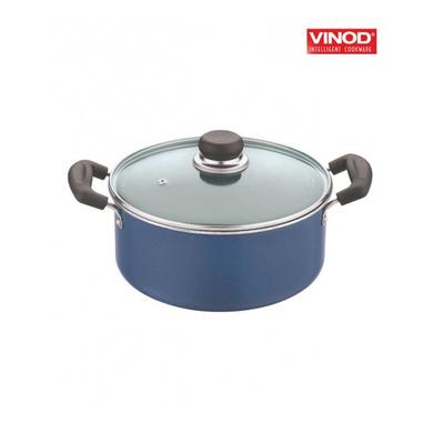 Vinod Casserole  (Aluminium, Non-stick) with Lid Pot-5053