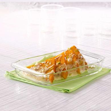 Borosil Rectangular Dish-29774