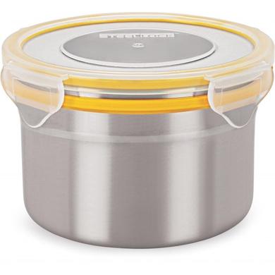 Steel Lock steel Airtight Storage Container-12625
