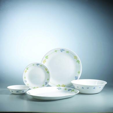 Corelle Livingware Secret Garden Dinner Set, 30-Pieces-13361