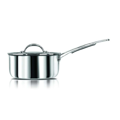 Stahl Triply Stainless Steel Artisan Saucepan-20402