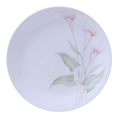 CORELLE DINNER PLATE LILY ROUND 1PC-35372