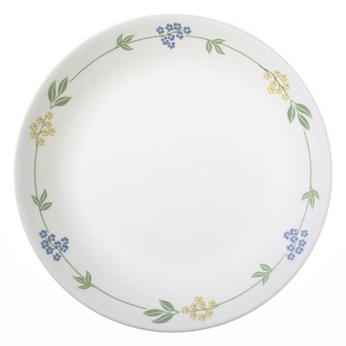 Corelle Medium Plate Secret Garden 1 Pc-35357