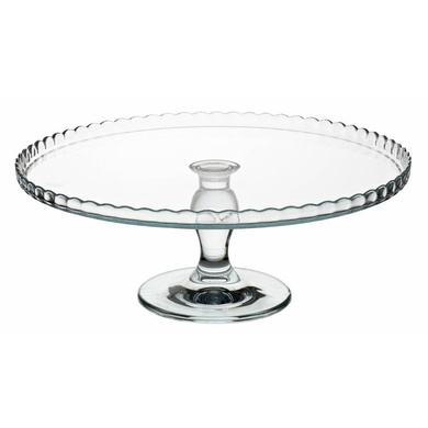 Pasabahce  Patisserie Glass Cake stand-3964