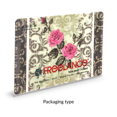 FREELANCE TABLE MAT FROSTED-1